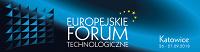 w dniach 26-27 września 2018 r. w Międzynarodowym Centrum Kongresowym w Katowicachodbędzie się Europejskie Forum Technologiczne poświęcone dyskusji nad założeniami polityki technologicznej i instrumentami wsparcia rozwoju przemysłu zaawansowanych technologii. Krajowy […]