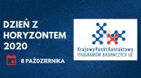 """W imieniu Krajowego Punktu Kontaktowego Programów Badawczych Unii Europejskiej zapraszamy do udziału w wydarzeniu pt. """"Dzień z Horyzontem 2020"""", który odbędzie się w dniu8 października 2019 r.w Centrum Zarządzania Innowacjami […]"""