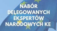 Komisja Europejska poszukuje kandydatów na delegowanych ekspertów narodowych, który mogliby podjąć pracę w Dyrekcjach Generalnych KE. Termin nadsyłania zgłoszeń mija – w zależności od stanowiska – 25 listopada lub 16 […]
