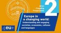 """Międzyuczelniane zespoły badaczy z UW oraz innych uczelni członkowskich Sojuszu 4EU+ mogą ubiegać się o minigranty na inicjatywy naukowe w ramach obszaru flagowego nr 2 (Flagship 2) """"Europa w zmieniającym […]"""
